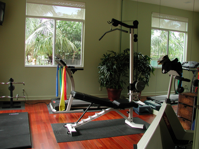 gym at home